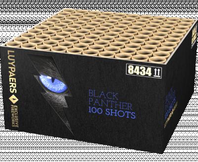 Black Panther 100 shots