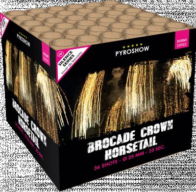 Brocade Crown Horsetail