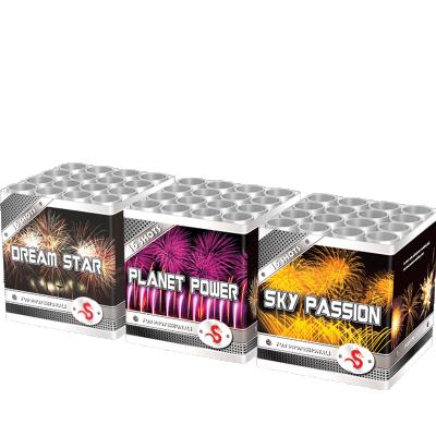 Dream Star & Sky Passion & Planet Power