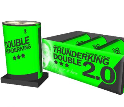 Thunderking 2.0 Dubbel