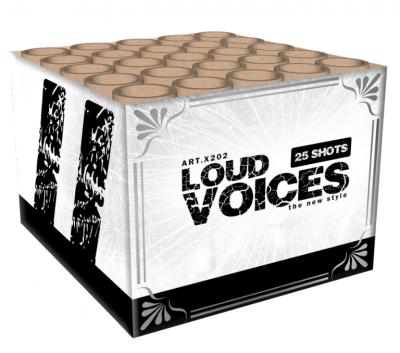x202 Loud Voices