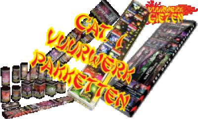 CAT-1-VUURWERK-PAKKETTEN