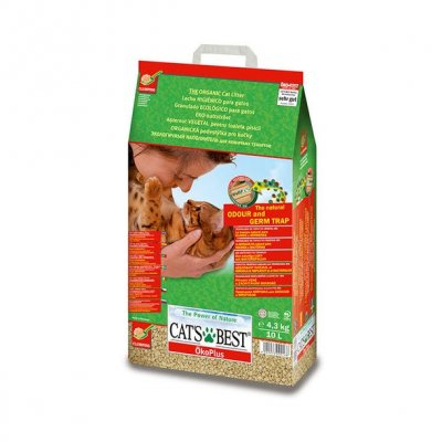 Cat's Best kattenbakvulling Original 10 L