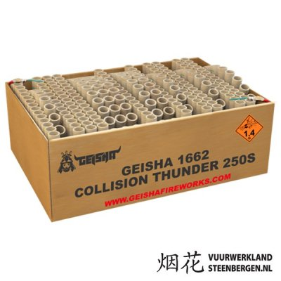 Collision Thunder