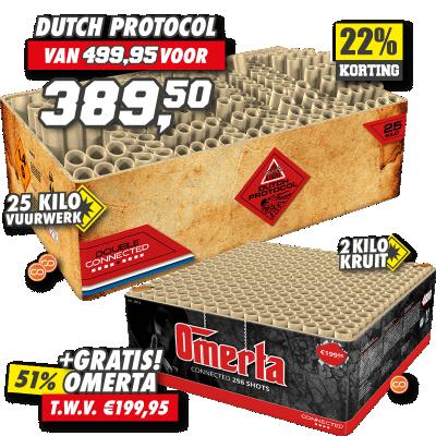 Combi Deal Dutch protocol / Omerta