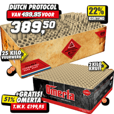 Combi Deal Dutch protocol / Omerta