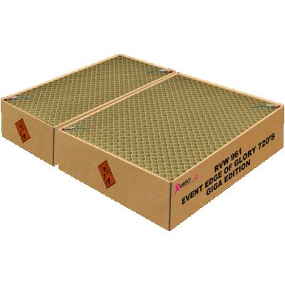 Compound cakeboxen tot €500.00