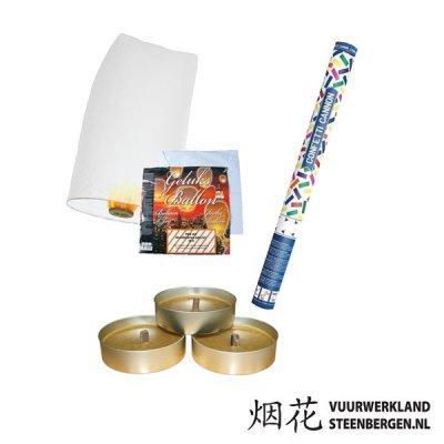 Confetti & Overige items (NU AL TE KOOP)