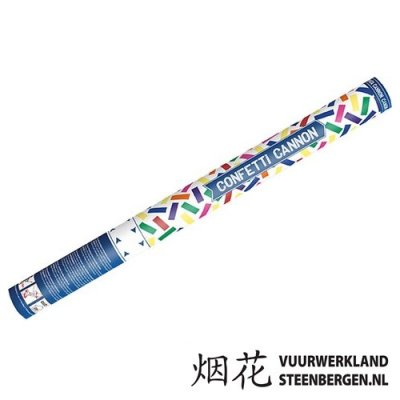 Confetti Shooter 60cm Multicolor