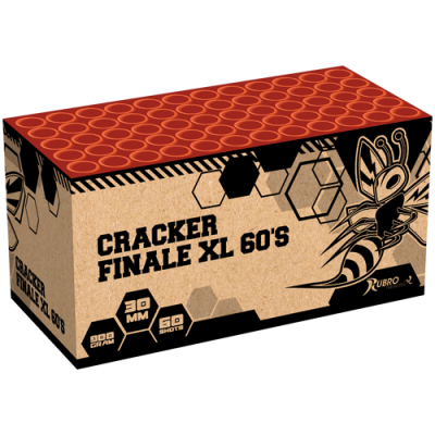 Cracker Finale XL Box
