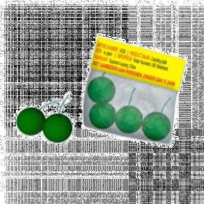 K4339 Crackling Balls 1 + 1 gratis