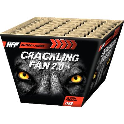 crackling fan 2.0 t.w.v  €49,00 (vwt)
