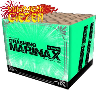 crashing marinax