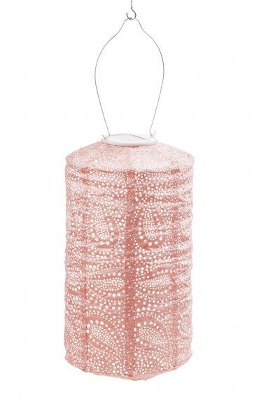 Cylinder 18 'Paisley' Roze