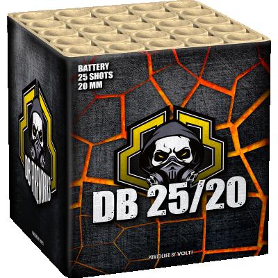 DB 25/20 I-shape