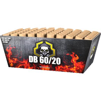 DB 60/20 Fanshape