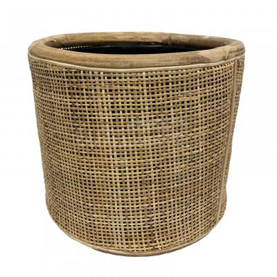 Drypot Webbing blond D42 H42 cm