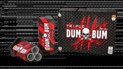 DumBum Triple shot 20 mm (5stuks)