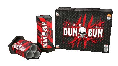 DumBum Triple Shot 20mm