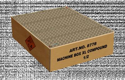 Machine Box Xl