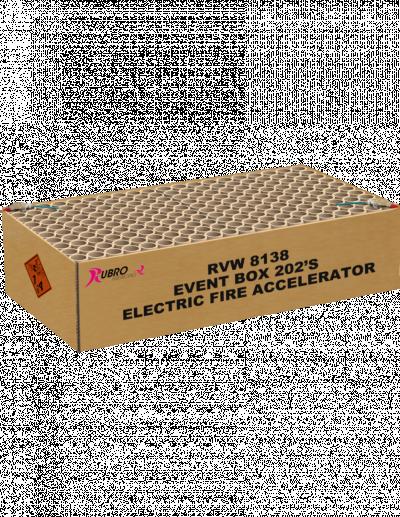 Electric fire accelerator