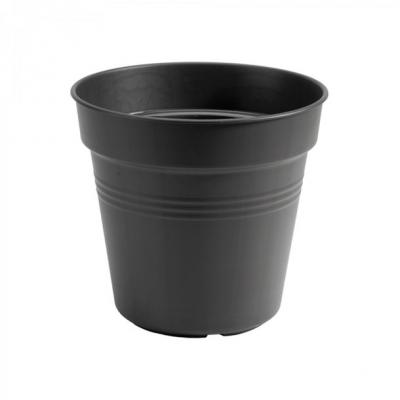 Elho kweekpot Green Basics zwart D 11 H 10,2 cm
