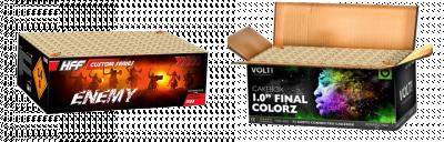 Enemy box +  1.0 Final colorz t.w.v €158,00 (vwtb)