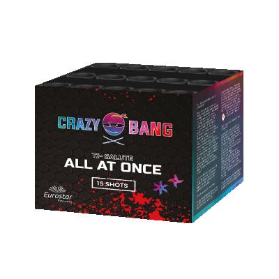 Crazy Bang - Ti-Salute - All at once!