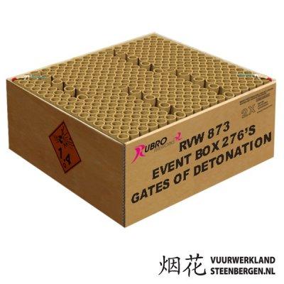 Event Gates of Detonation 276S Box