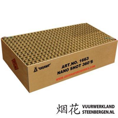 Event Nano Shot 360S Box