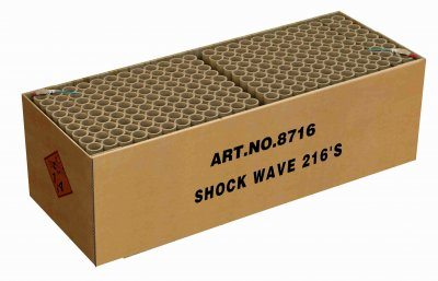 Event shock wave 216's