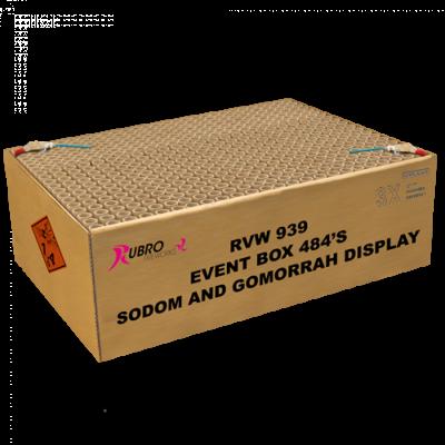 Event Sodom And Gomorrah