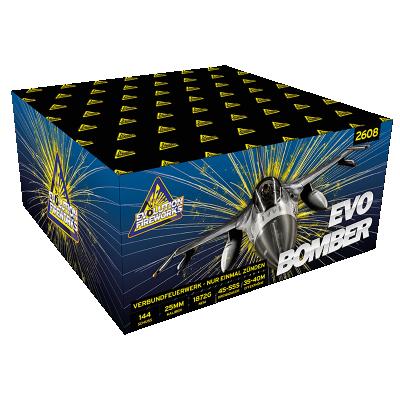 EVO BOMBER 144 schots