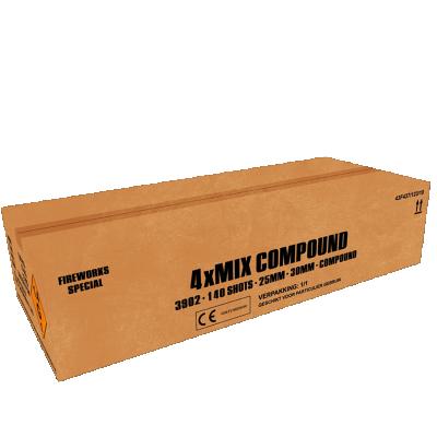 4x Mix Compound