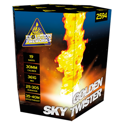Golden Sky Twister