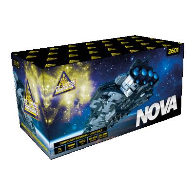 Nova 72 shots 25mm
