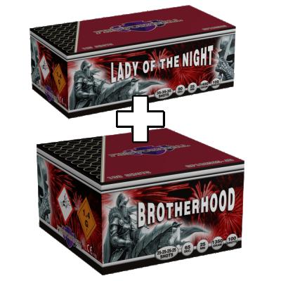 Lady of the night + Brotherhood