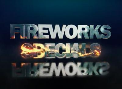 Fireworks Specials