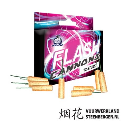 Flash Cannons