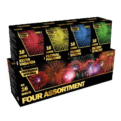 O3904 Four assortment Box