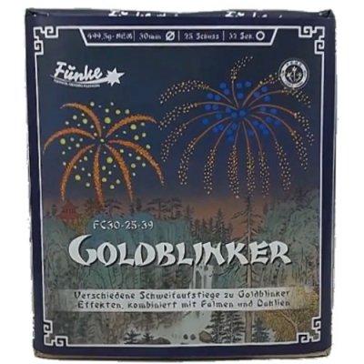 Goldblinker 25 sh