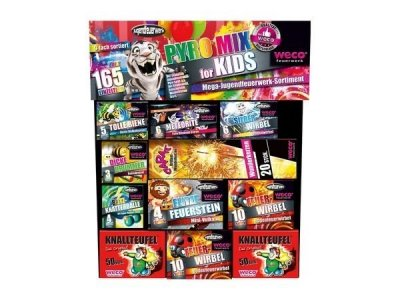 Pyro mix for Kids