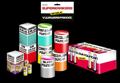 Superkrackers