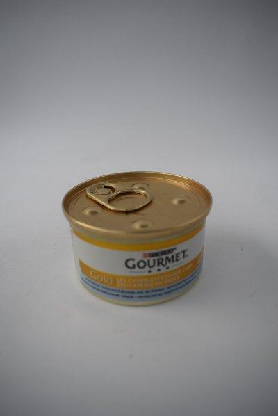 Gourmet gold met spinazie en zeevis