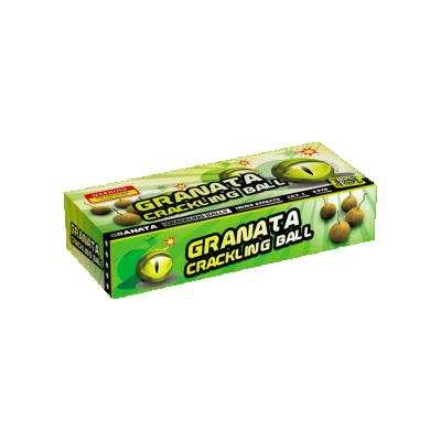 Granata Crackling Paper Ball (8 stuks)