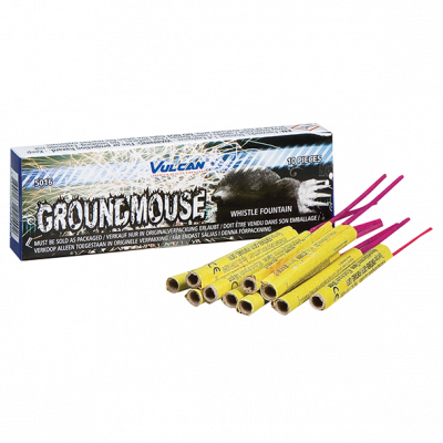 Ground Mouse (Luchthuilers)*