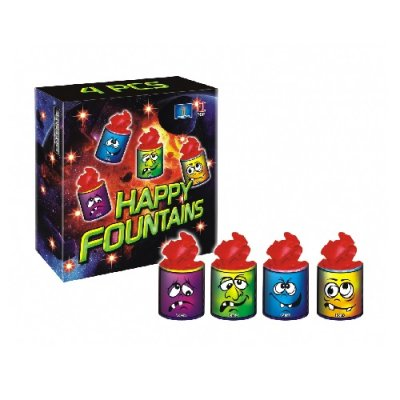 Happy Fountains
