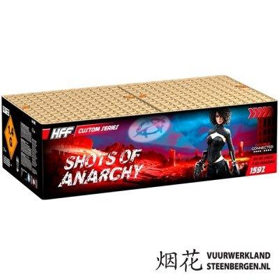 HFF Shots of Anarchy 288S Box