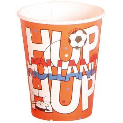 Hup Holland Hop Bekers 250ml - 8 stuks