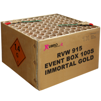 Immortal Gold Box